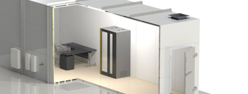 RF EMI Shielded rooms