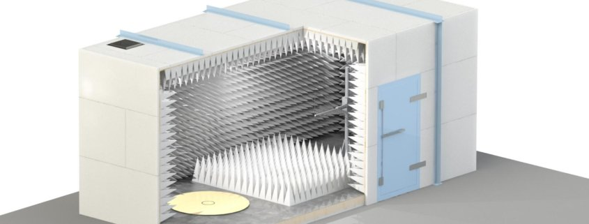 3m Front Compatible Compact Test Chamber