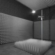5m Measurement Compatible Semi-Anechoic Room