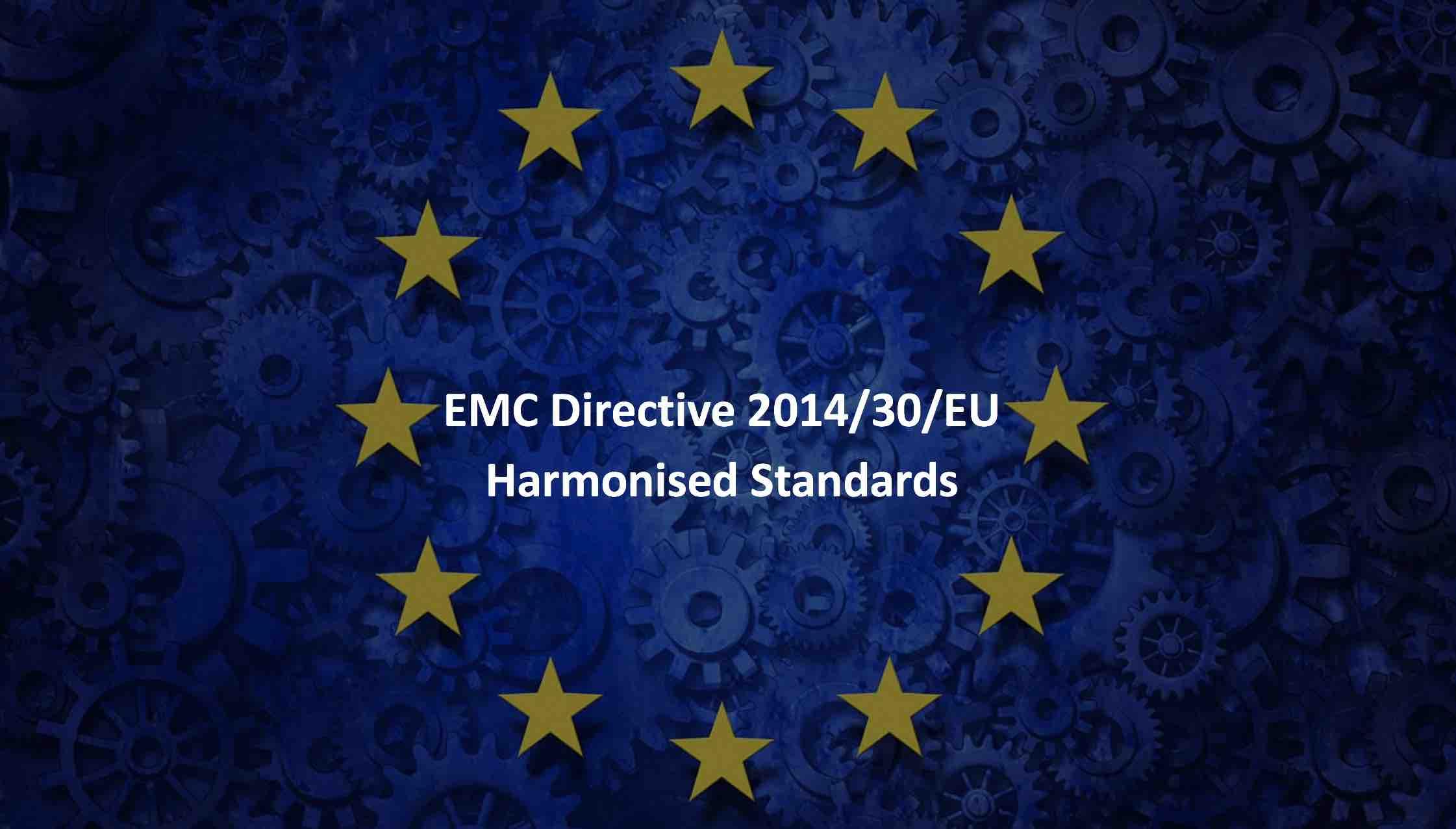 EMC testing standards
