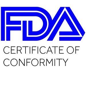 FDA Certificate Conformity