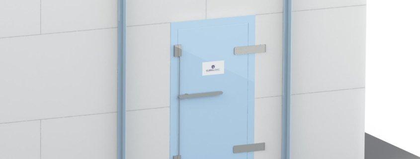 HPD7000 Shielded Door